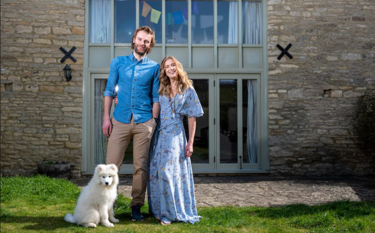 The rise of double renting how to live in the countryside with an escape image