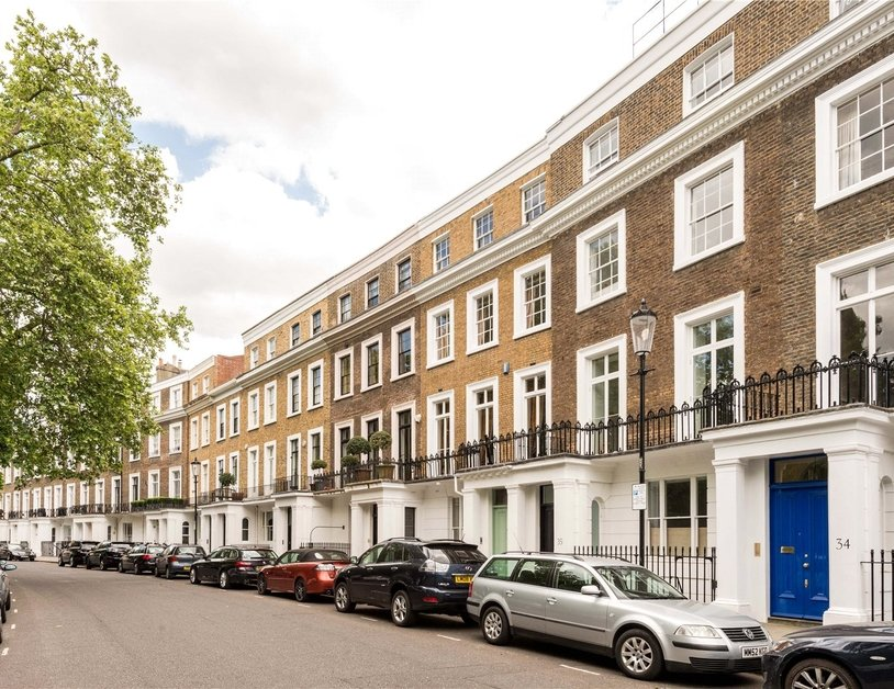 news property of the day ladbroke square london w11
